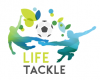 What is the 'Life TACKLE' project's contribution in achieving environmental sustainability in sport?