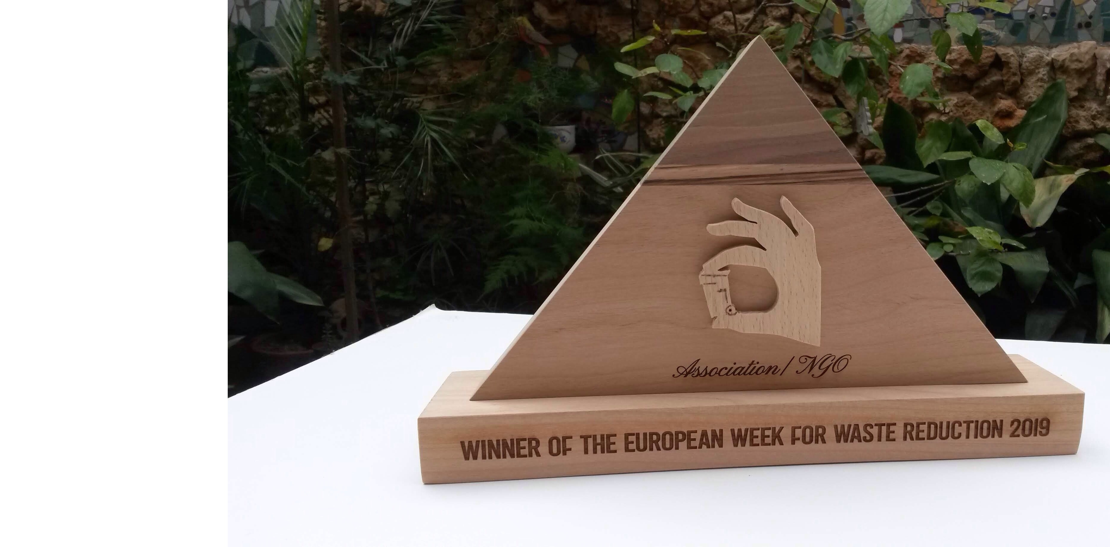 Who will be the EWWR 2019 prizewinners?